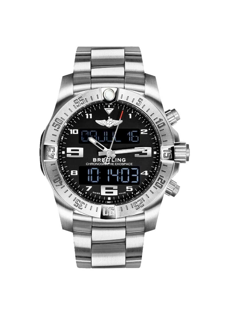 Breitling Exospace B55 Bluetooth Connected Chronograph in Titanium