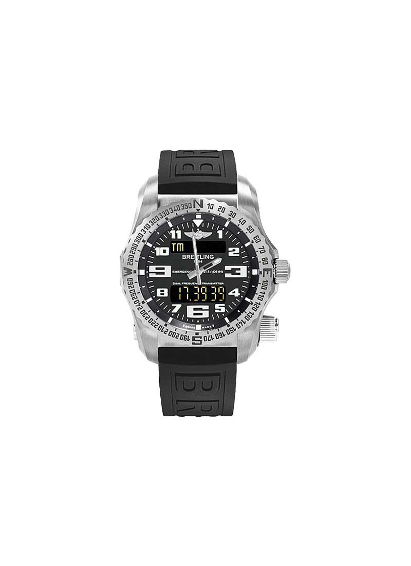 Breitling Emergency II Professional  in Titanium