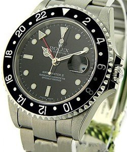 Pre-Owned Rolex GMT Master