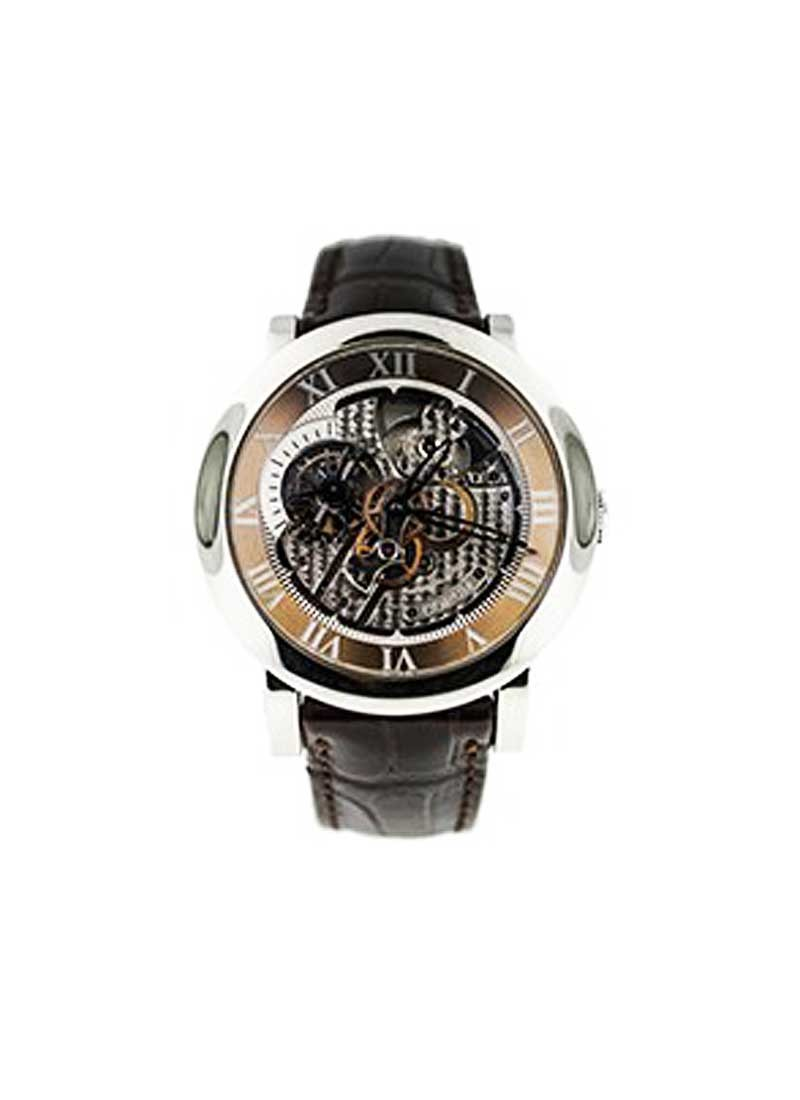 Corum Classical Tourbillon Minute Reoeater in Platinum