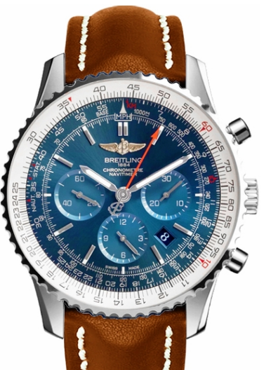 Breitling Navitimer 01 Chronograph Automatic 46mm in Steel
