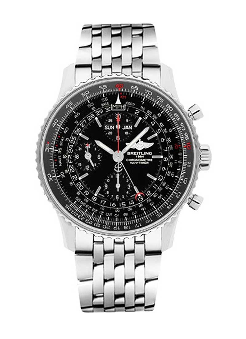 Breitling Navitimer 1884 46mm in Steel