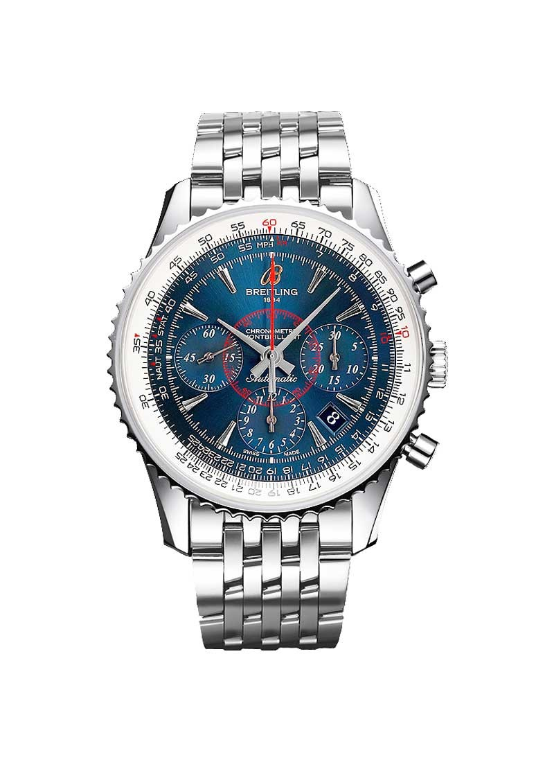 Breitling Montbrillant 01 Chronograph 40mm in Steel