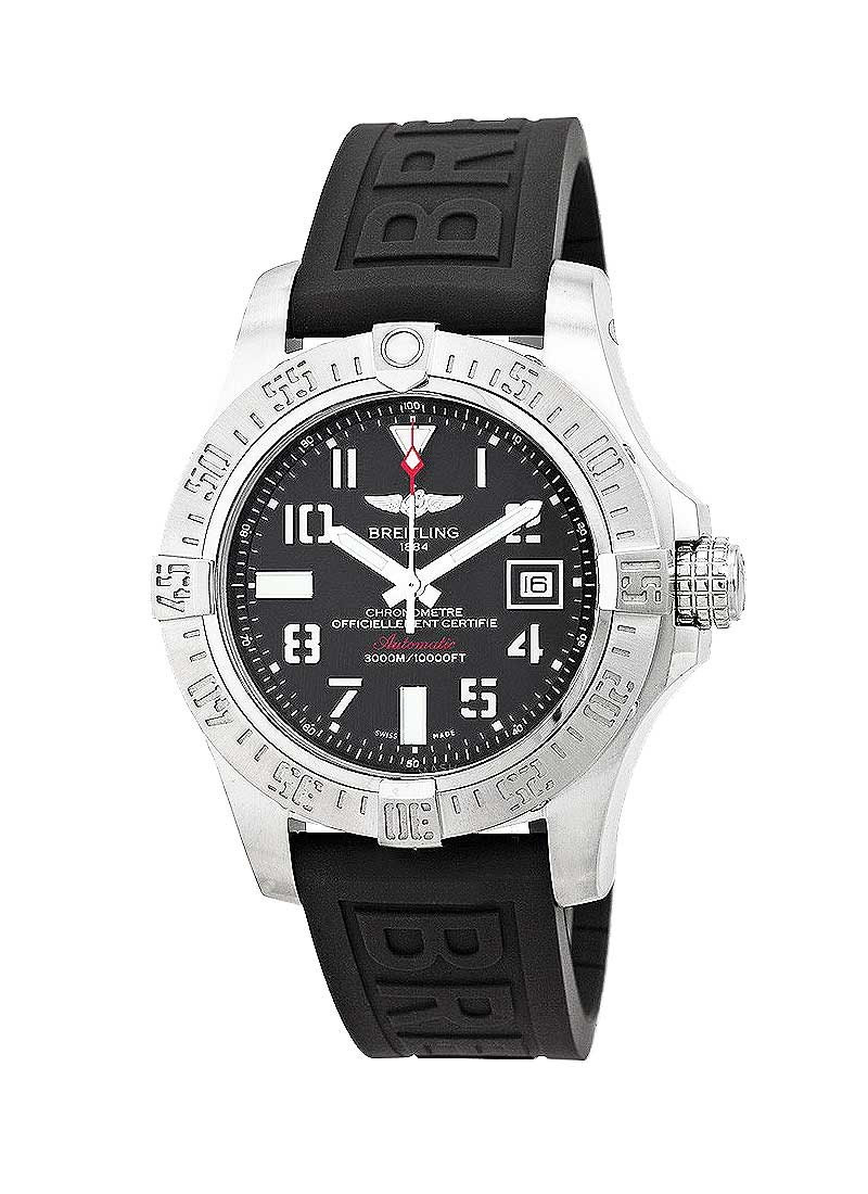 Breitling Avenger II Seawolf 45mm in Steel