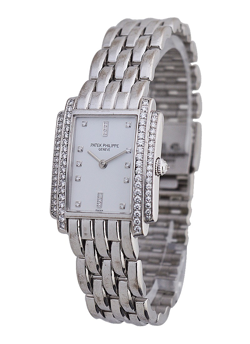 Patek Philippe Lady's Gondolo  Ref 4825 on Bracelet