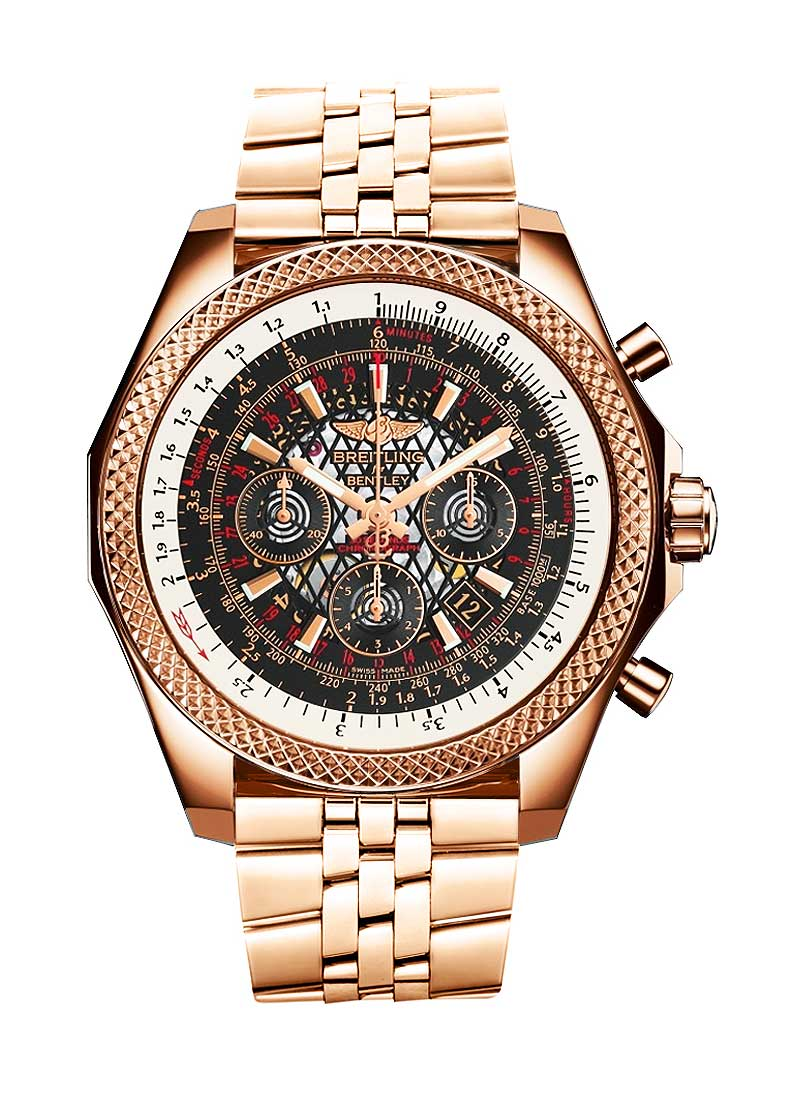 Breitling Bentley B06 Chronograph in Rose Gold