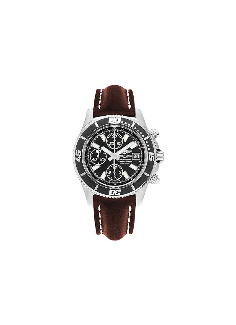 Breitling Superocean Chronograph Abyss II 44mm in Steel
