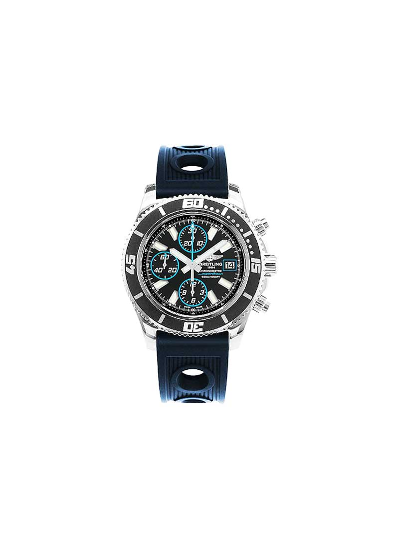 Breitling Superocean Abyss Chronograph 44mm in Steel