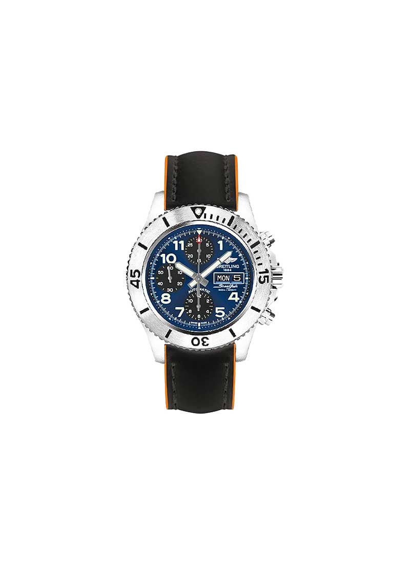 Breitling Superocean Chronograph 44mm in Steel