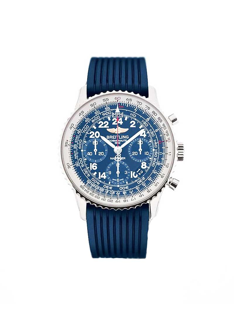 Breitling Navitimer Cosmonaute Chronograph in Steel - Special Edition