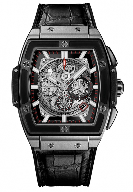 Hublot Spirit of Big Bang in Titanium with Ceramic Bezel