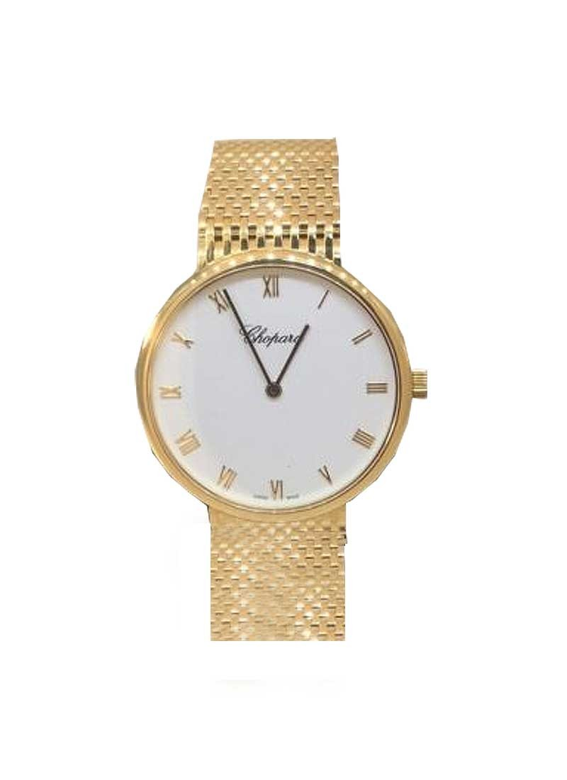 Chopard Classique Mens in Yellow Gold