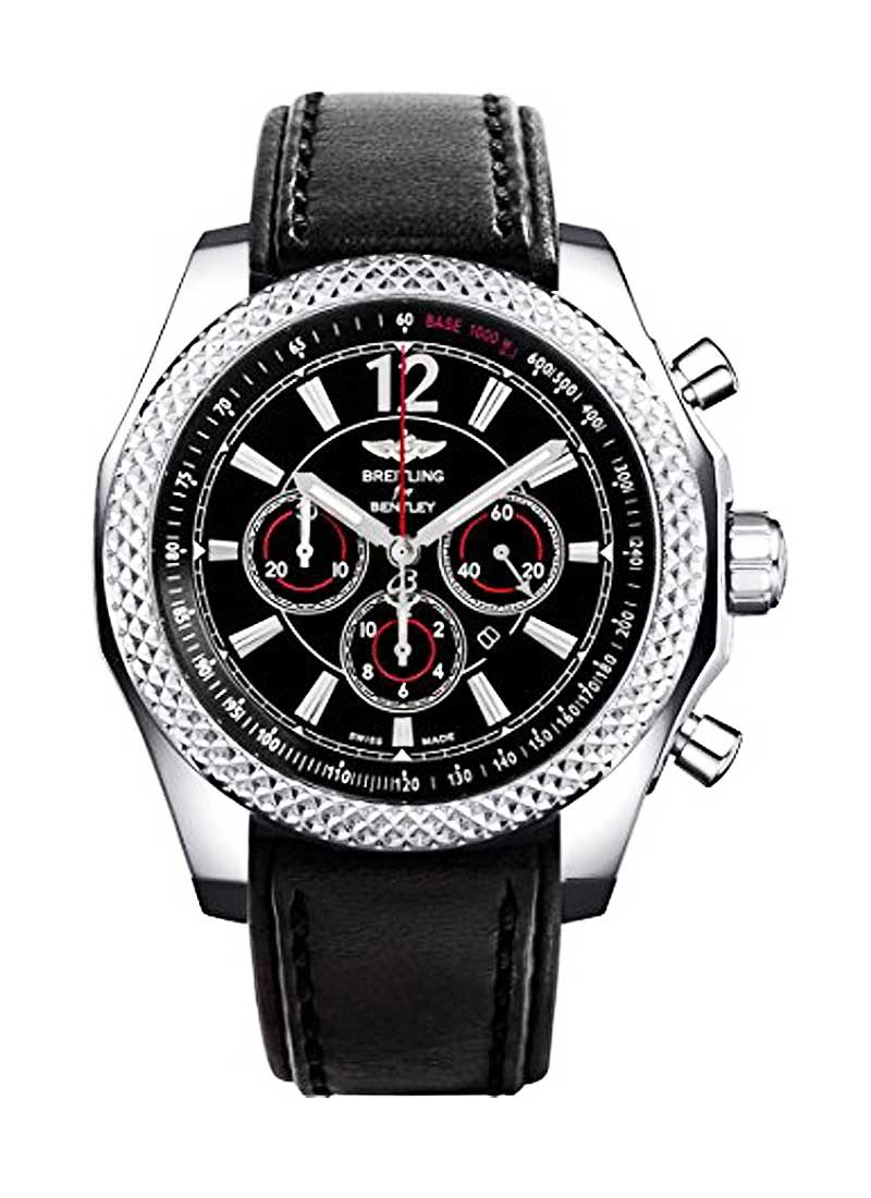 Breitling Bentley Barnato Chronograph 42mm  in Steel