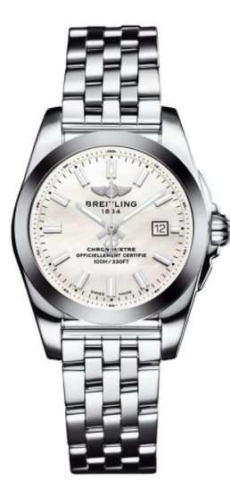 Breitling Galactic 29mm Quartz in Steel