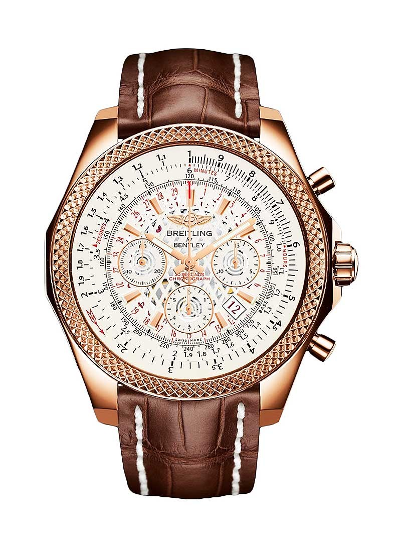 Breitling Bentley B06 Chronograph 49mm in Rose Gold