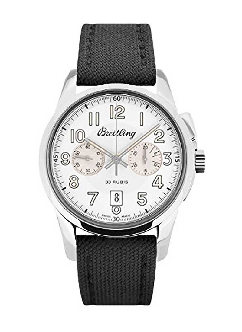 Breitling Transocean Chronograph 1915 43mm in Steel