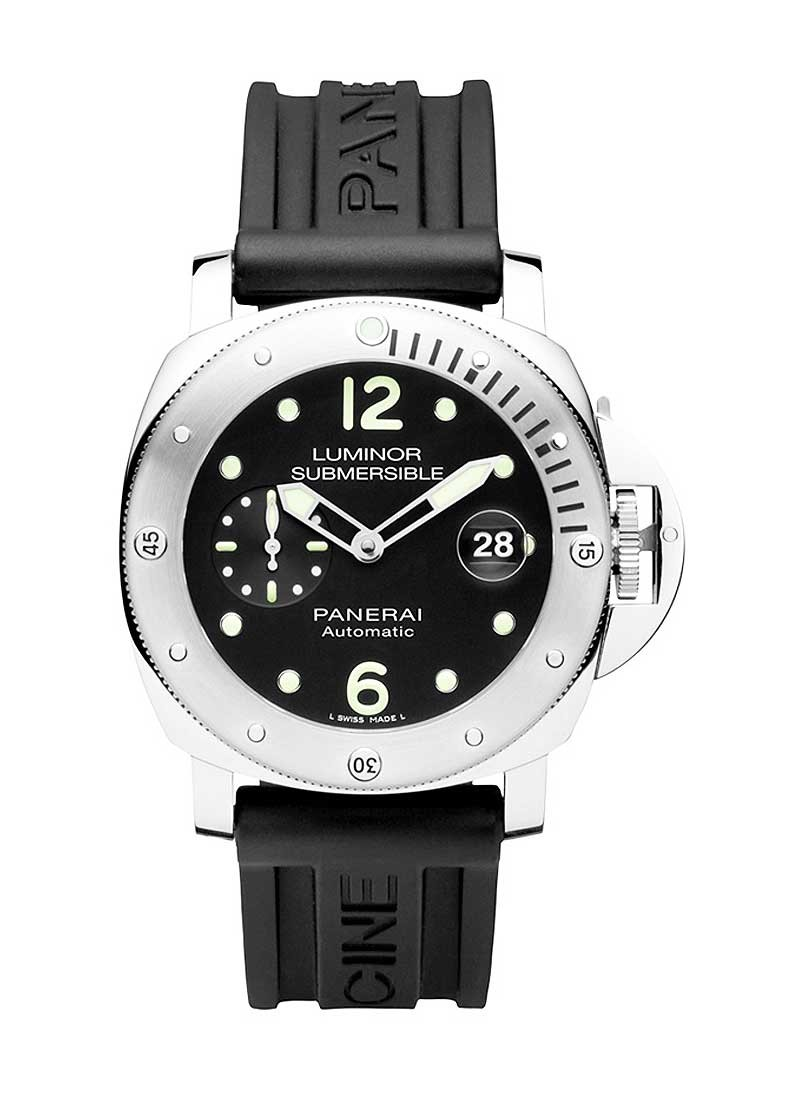 collection adapt acciaio watch collections panerai days gmt luminor en watches gallery