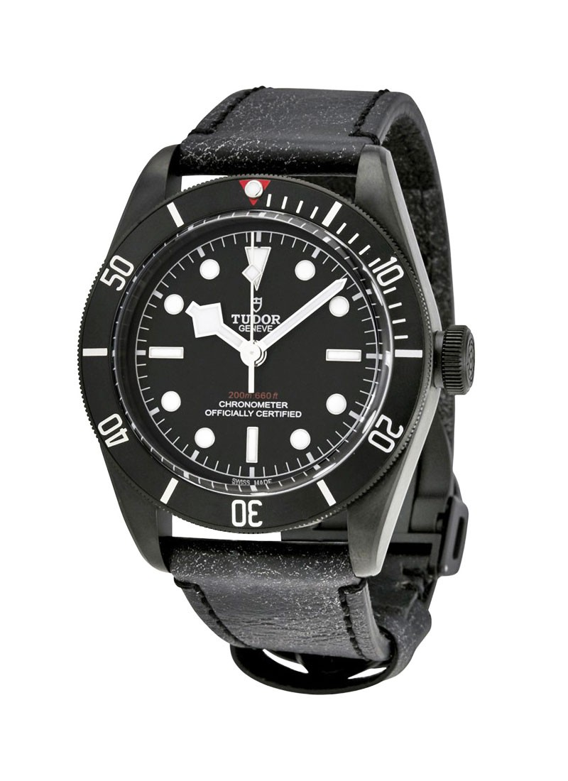 Tudor Heritage Black Bay Dark 41mm Automatic in Black PVD Steel