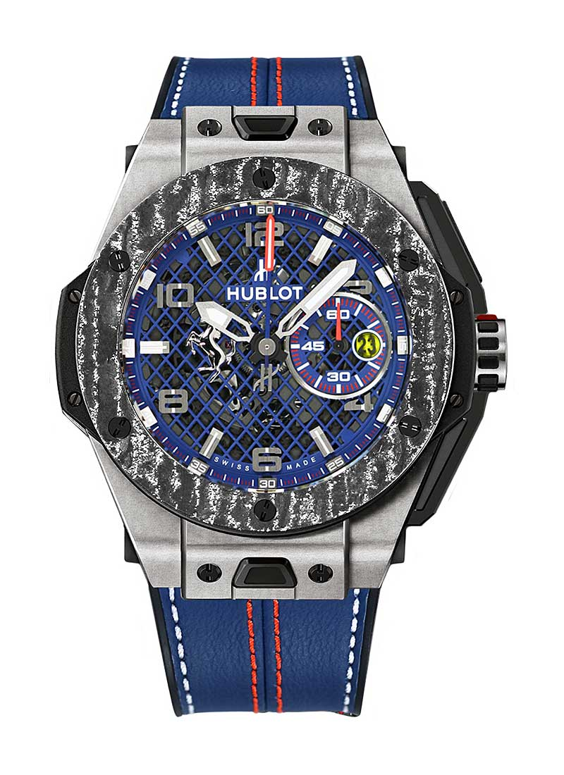 Hublot Big Bang Unico Ferrari 45mm in Titanium