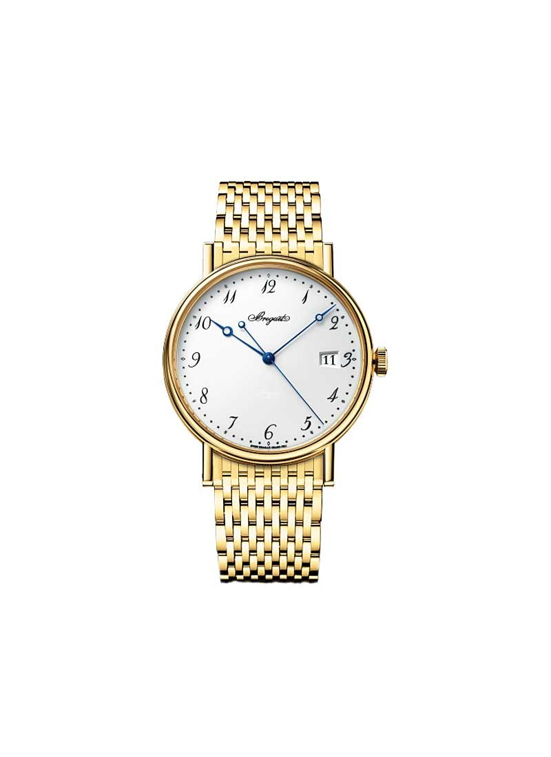 Breguet Classique 38mm Automatic in Yellow Gold