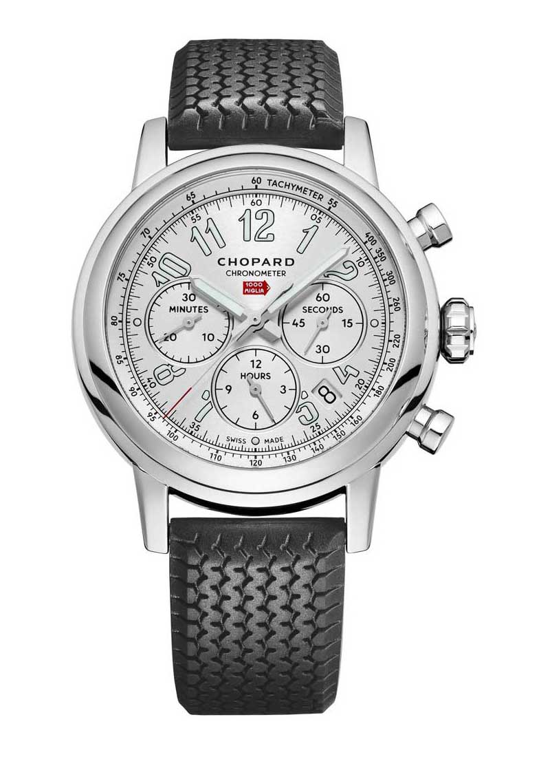 Chopard Mille Miglia Chronograph 42mm Automatic in Steel