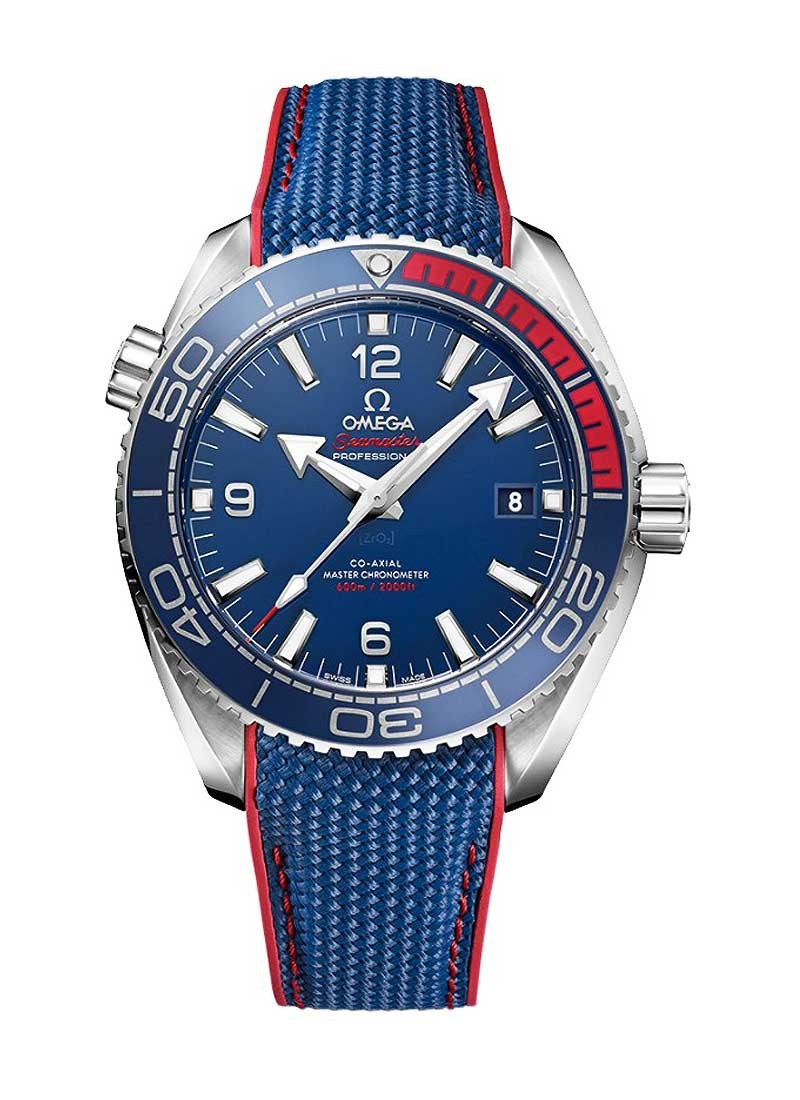 Omega Seamaster Planet Ocean 43.5mm Automatic in Steel