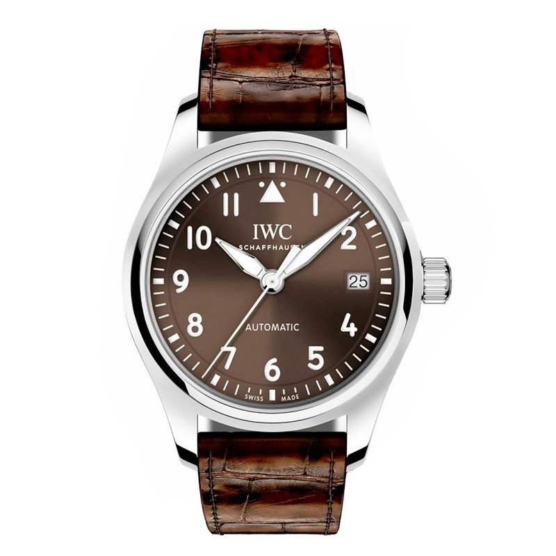 IWC Pilots 36mm in Steel