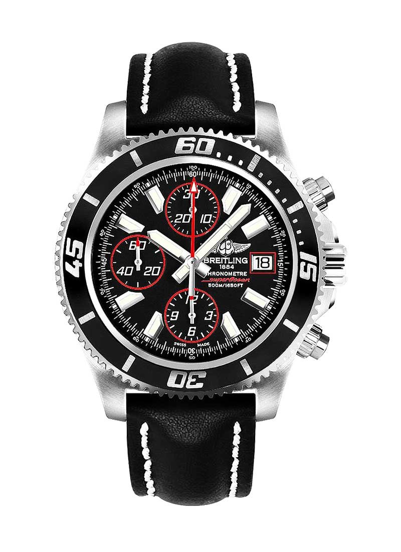Breitling Superocean Chronograph II 44mm Automatic in Steel