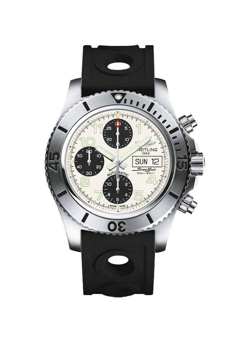 Breitling Superocean Chronograph 44mm Automatic in Steel