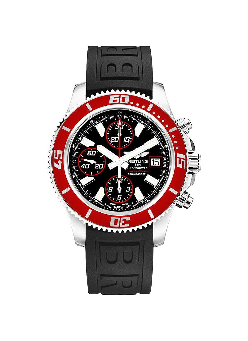 Breitling Aeromarine Superocean II Chronograph in Steel - Limited Edition