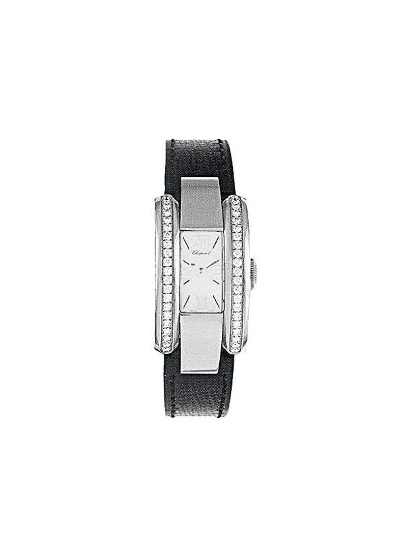 Chopard La Strada 30mm in Steel with Diamond Bezel