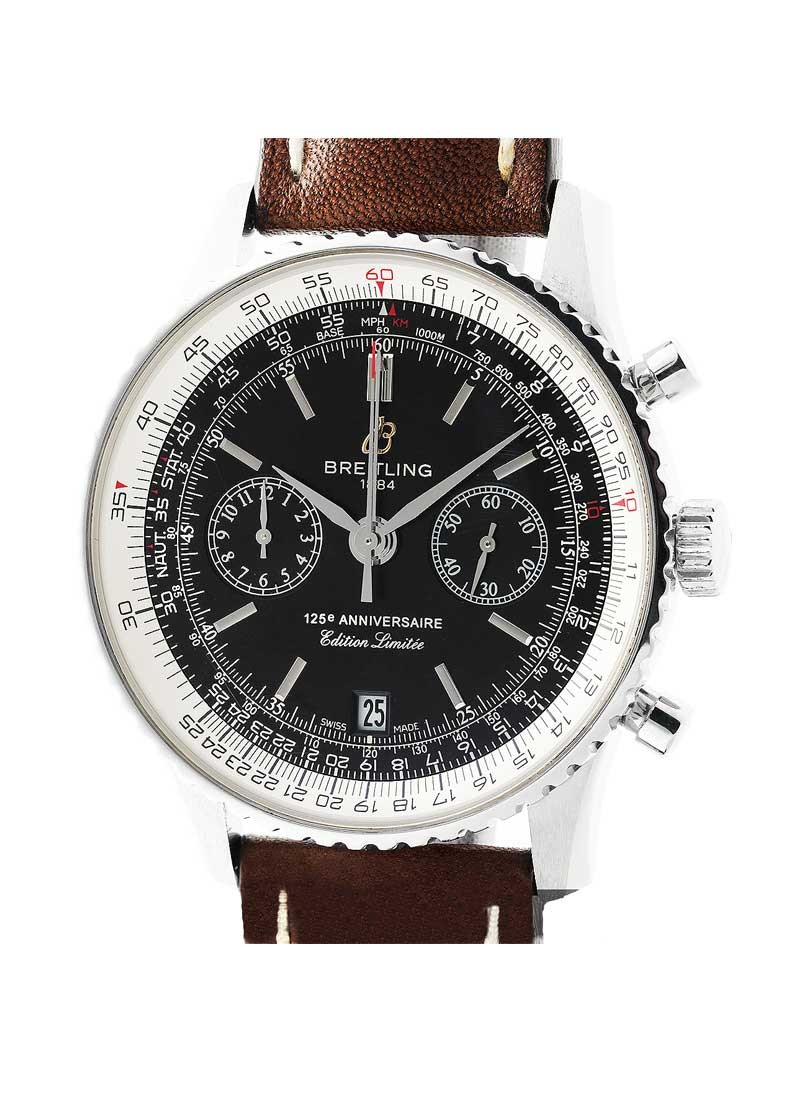 Breitling Navitimer 125th Anniversary Automatic in Steel