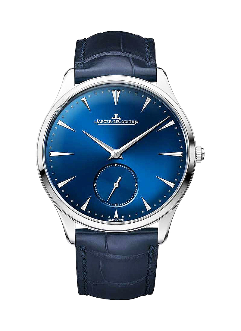 Jaeger - LeCoultre Master Grande Small Second 40mm Automatic in Steel