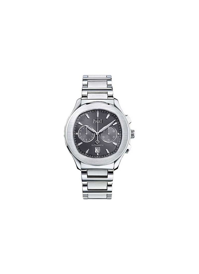 Piaget Polo S Chronograph 42mm Automatic in Stainless Steel