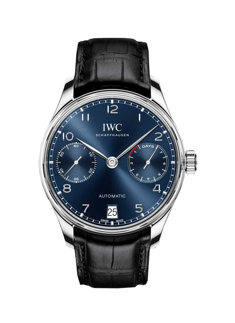 IWC Portugieser 5007 42.30mm Automatic in Stainless Steel