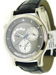 Jaeger - LeCoultre Master Control Geographic 38mm Automatic in White Gold