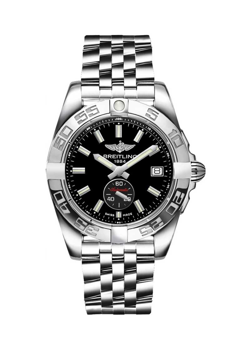 Breitling Galactic 36 Automatic in Steel