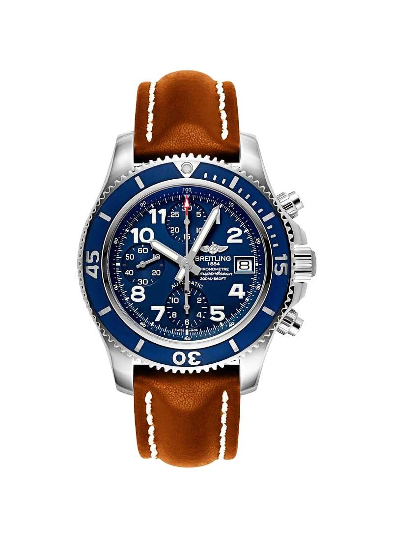 Breitling Superocean Chronograph 42mm Automatic in Steel