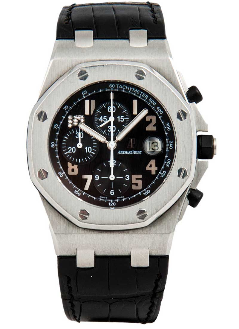 Audemars Piguet Royal Oak Offshore Jay-Z 10th Anniversary in Steel - Limited Edition