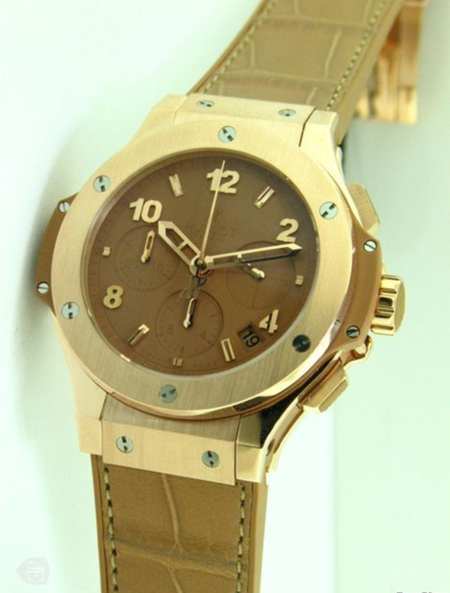 Hublot Big Bang Tutti Frutti Camel 41mm in Rose Gold