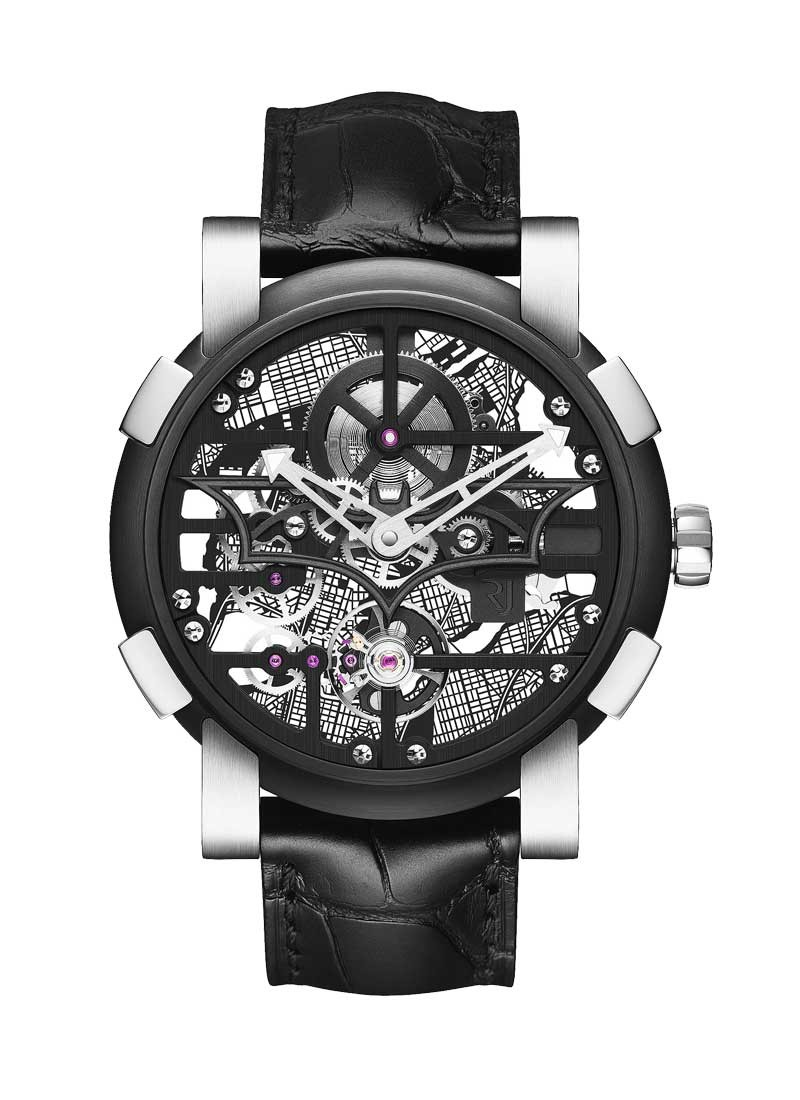 Romain Jerome Sky Lab Batman in Stainless Steel and PVD