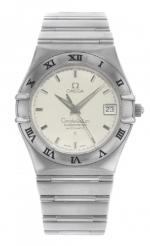 Omega Constellation Chronometer 36mm Automatic in Steel
