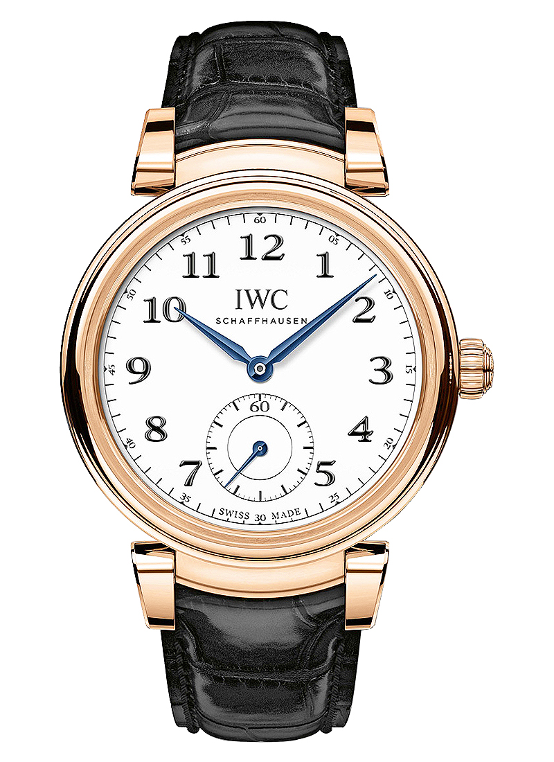 IWC Da Vinci Automatic in Rose Gold