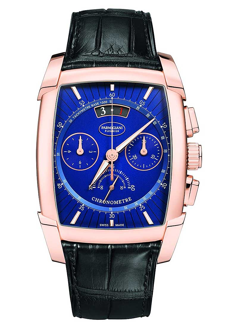 Parmigiani Kalpagraphe Chronograph Automatic in Rose Gold