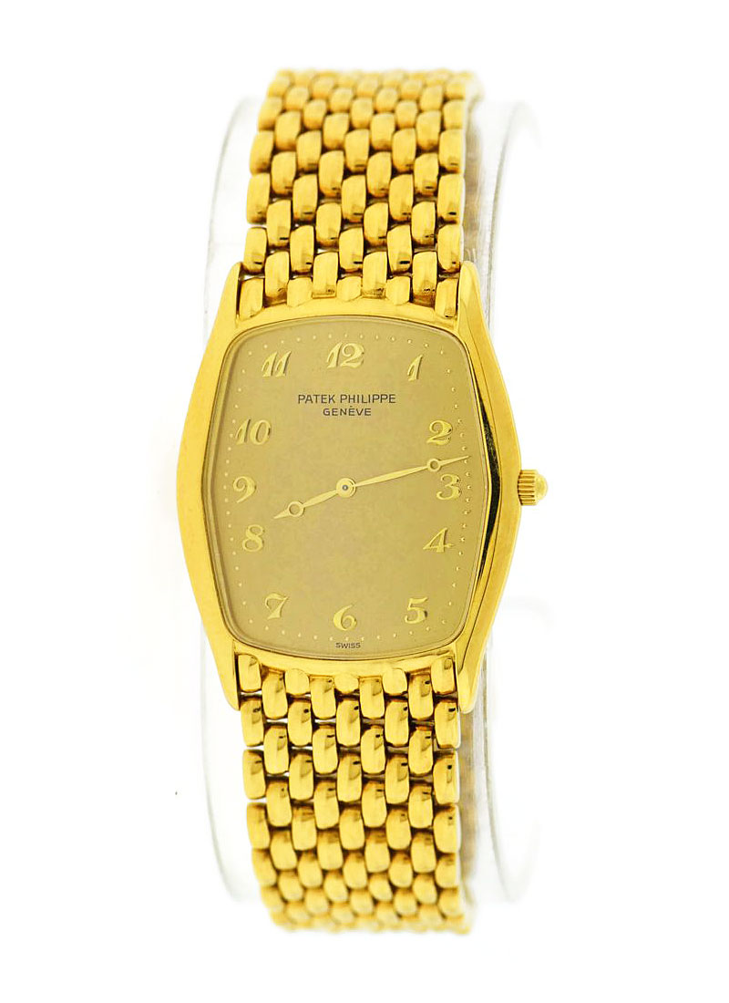 Patek Philippe Gondolo 28mm in Yellow Gold