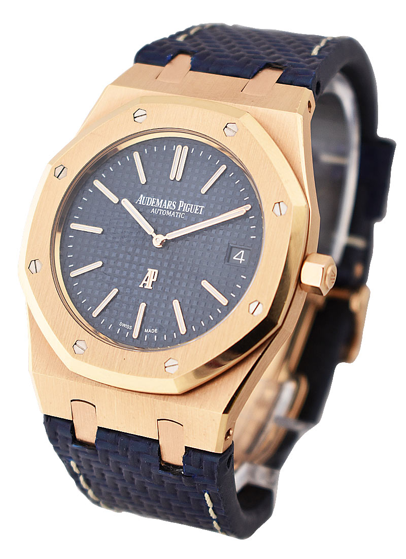 Audemars Piguet Royal Oak Ultra Thin 39mm in Rose Gold