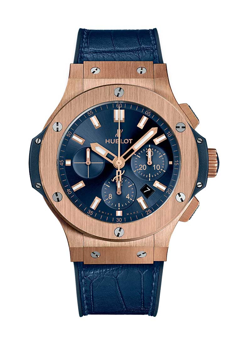 Hublot Big Bang Chronograph 44mm in Rose Gold