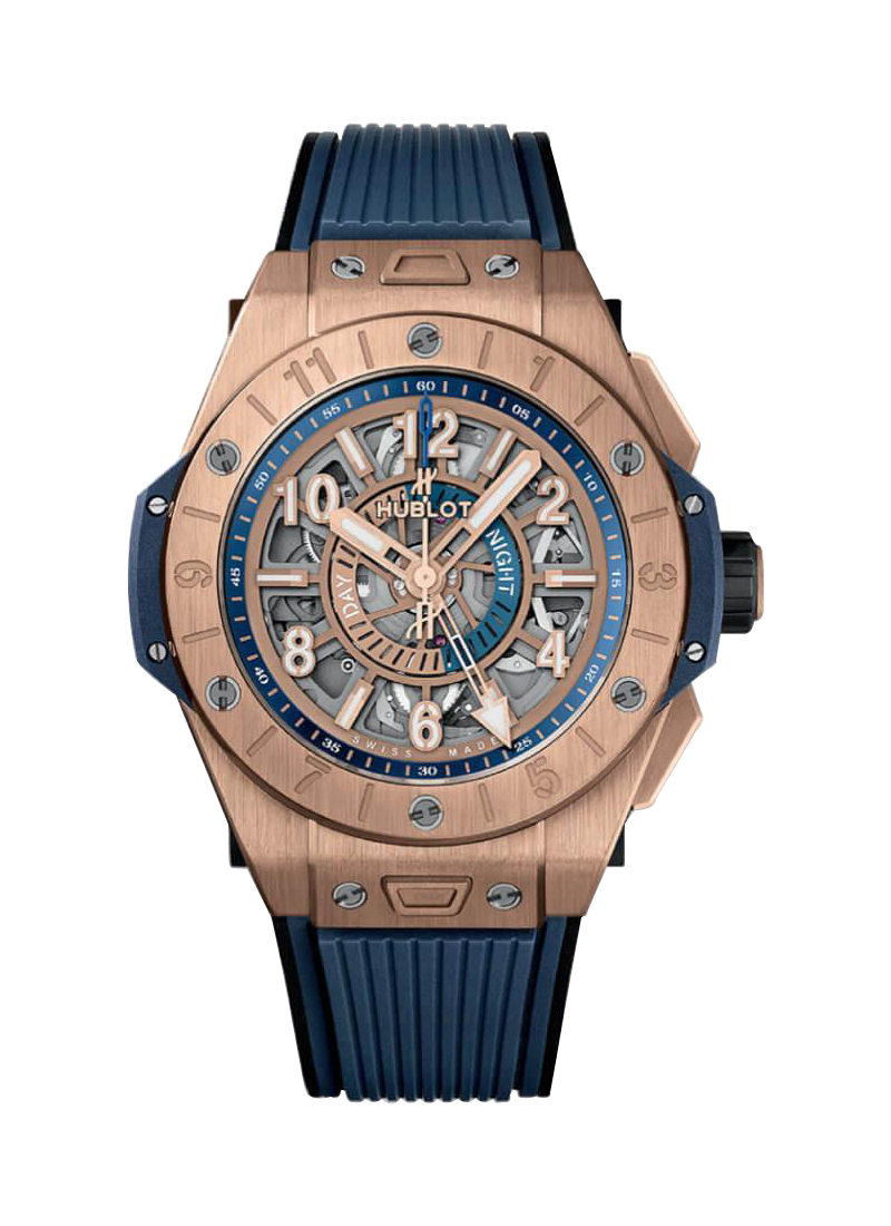 Hublot Big Bang Unico GMT 45mm Automatic in Rose Gold