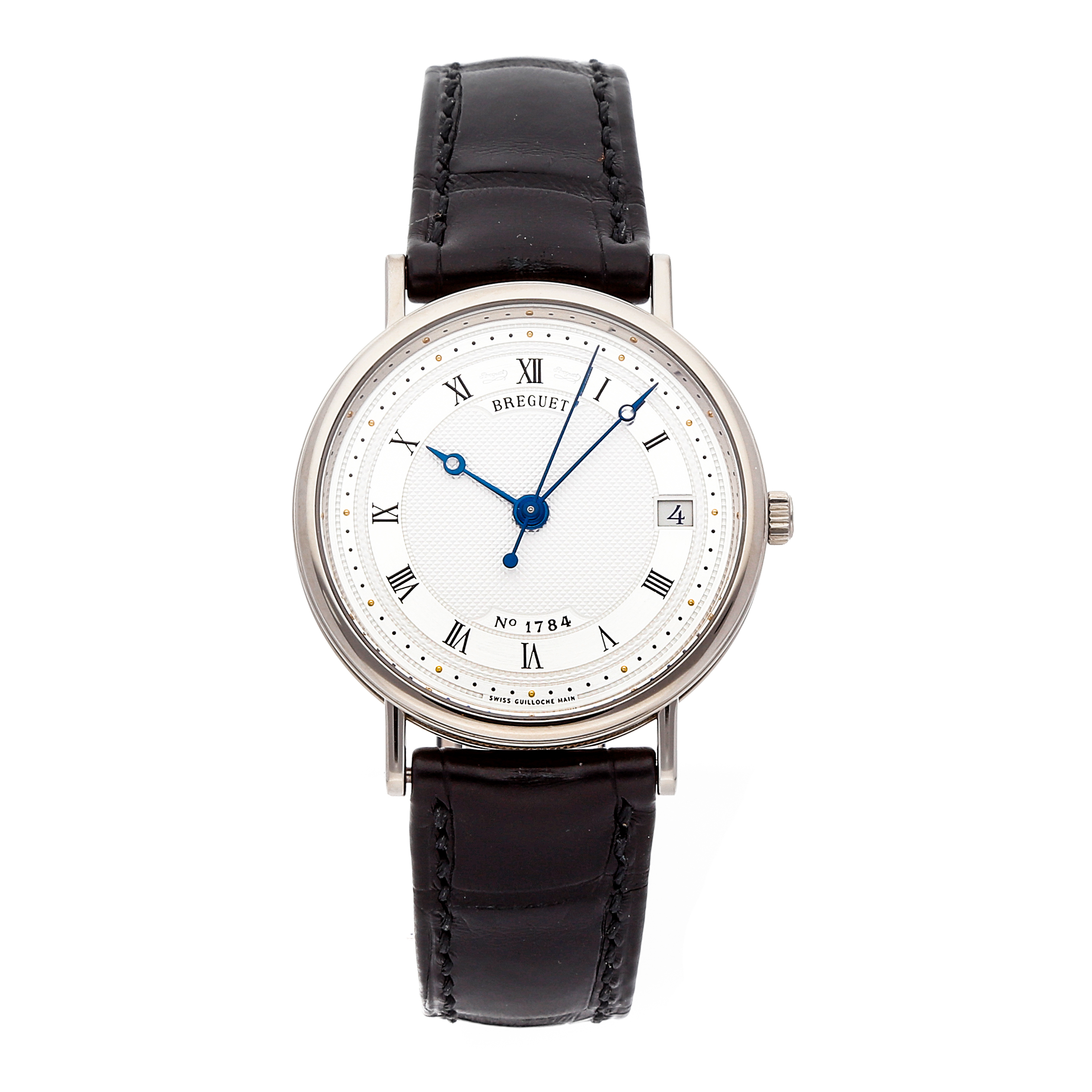 Breguet Classique Automatic Ultra Slim in White Gold