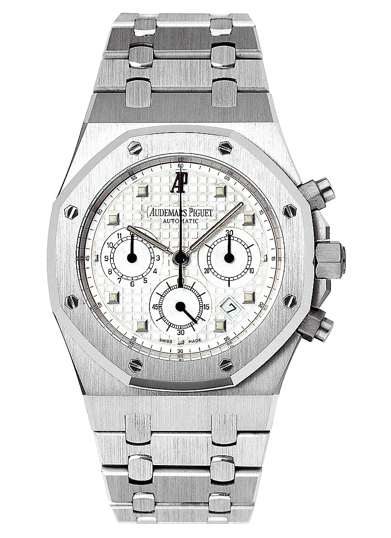 Audemars Piguet Royal Oak Chronograph in Stainless Steel